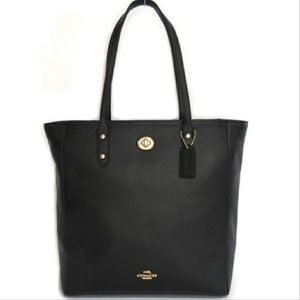Coach Leather Town Tote Excellent!